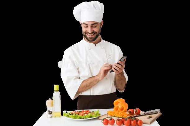 Cozinheiro - Soaza Comércio Alimentícios
